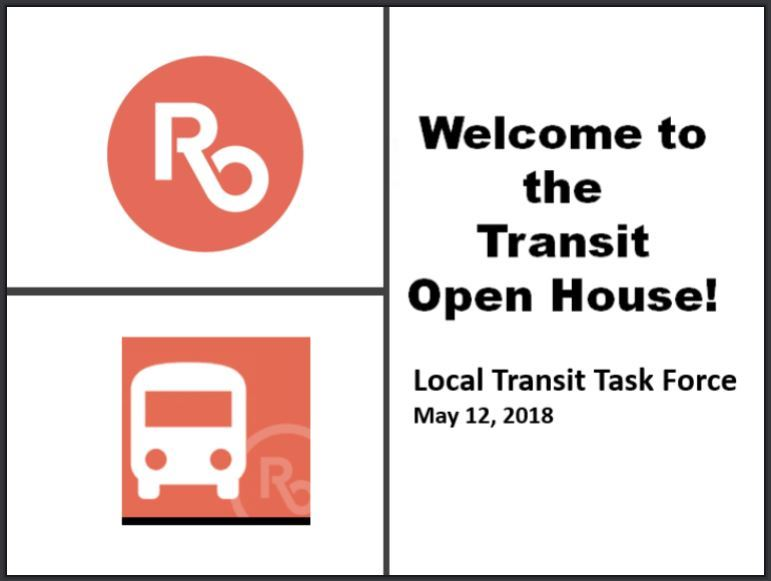 Transit Task Force PowerPoint Presentation